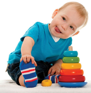 Child_stacking_toy_development